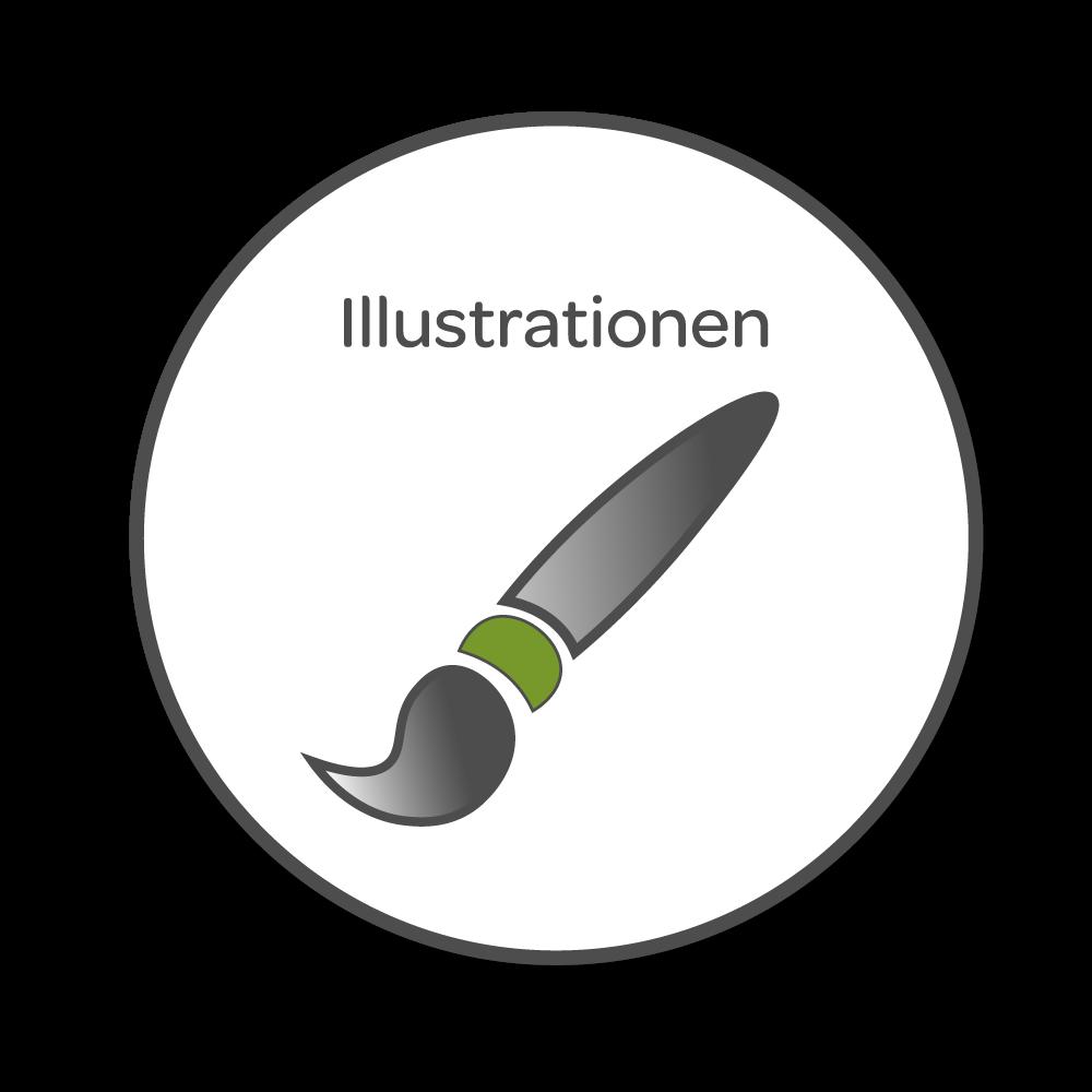 Link-Illustrationen